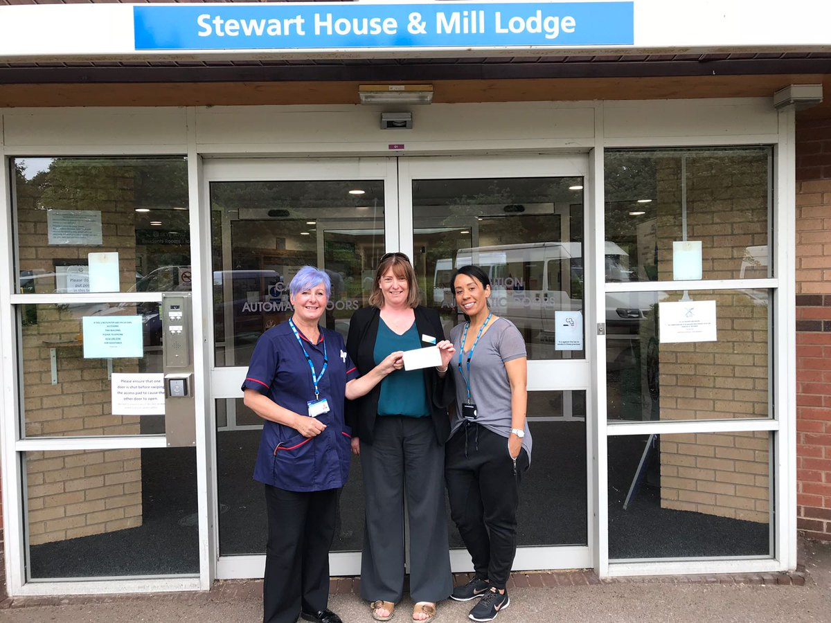 Community Grant Scheme Donates To Raising Health Charity
