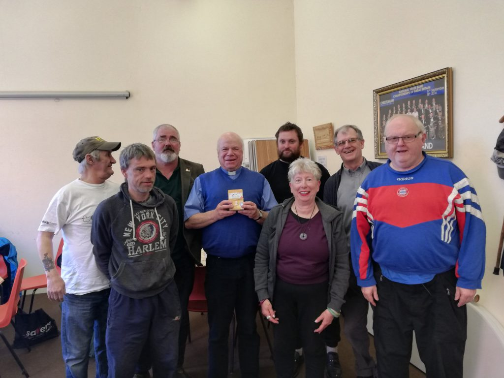 Clockwise Credit Union awards Community Grant Scheme to Sage Cross Methodist Church