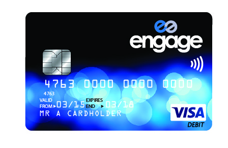 Lost Or Had Your Engage Card Stolen?