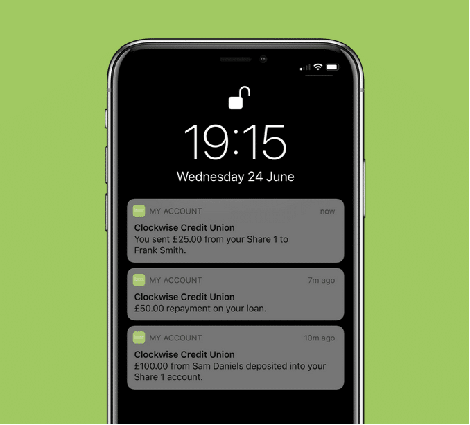 Instant Payment Notifications