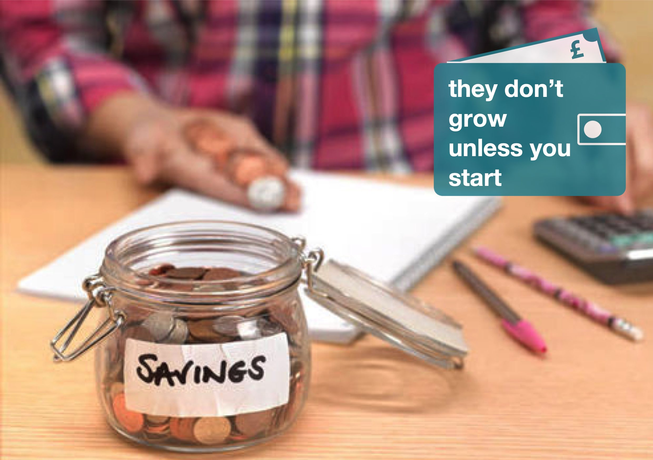 Want To Save But Can't? Here's How To Start…